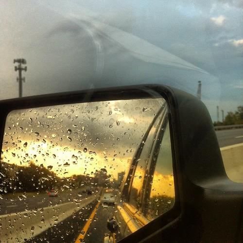 WPIR - sunny skies in the rear