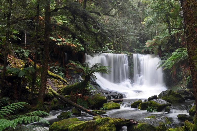 Horseshoe Falls - Tasmania