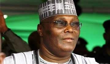 Former Vice President Atiku Abubaka