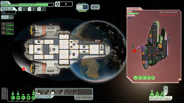 FTL, by Subset Games