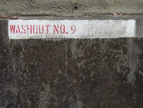Washout No. 9 by cowyeow
