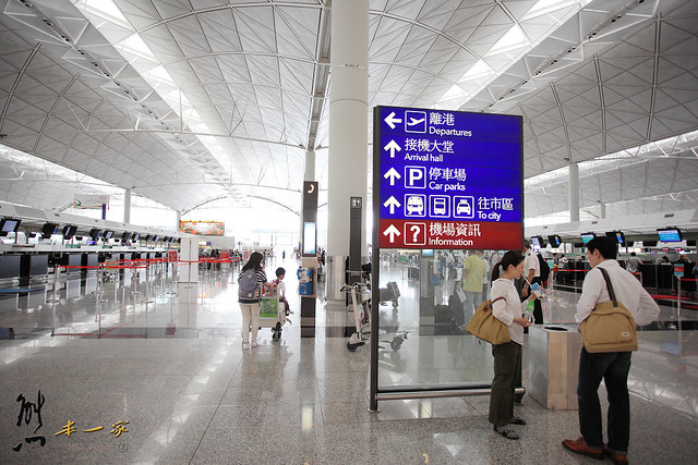 入境香港後之注意事項全紀錄