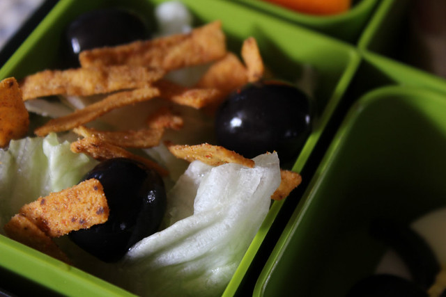 Bento Box California Olives
