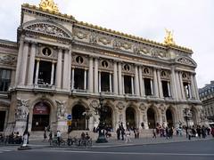 France - Paris - Opera