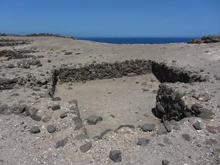 Imagine de Poblado de Tufia. archaeology grancanaria archaelogy arqueologia telde tufia yacimiento wikilovesmonuments bicri550000083