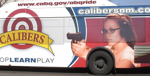 Gun On Bus by busboy4