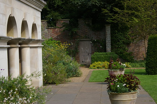Walmer Castle, Queen Mother's walled garden. by Manuel Jorge Marques