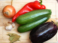 Thumbnail image for Ratatouille, a fragrant vegetable stew