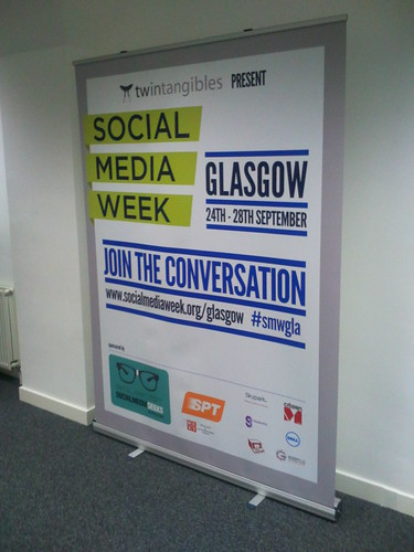 Social Media Week Glasgow: 24 28 September 2012