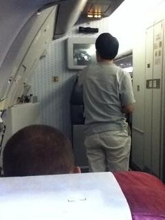 中国东方航空纽约-上海航班