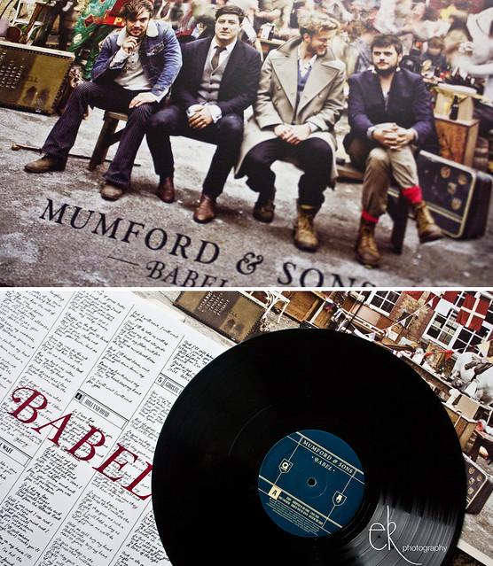 Babel Mumford Sons: Mumford & Sons Vinyl