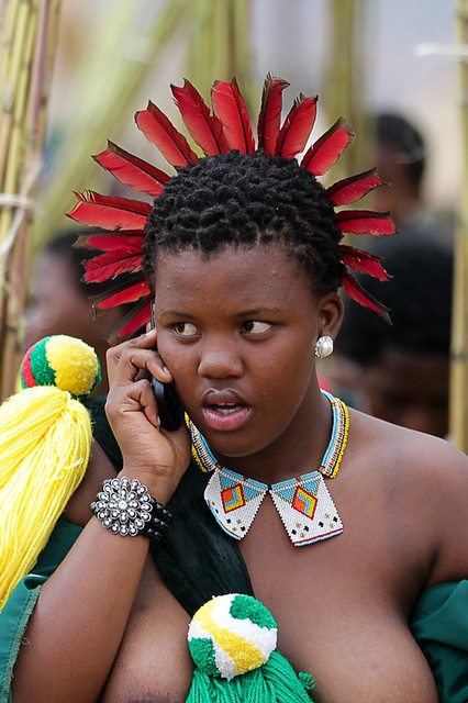 Umhlanga (Reed Dance) Festival, Swaziland | Flickr - Photo Sharing!