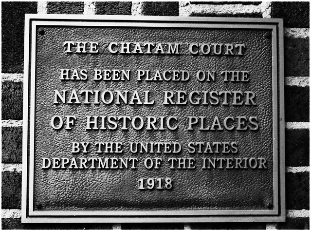 Chatam Court, 690 Piedmont Ave.