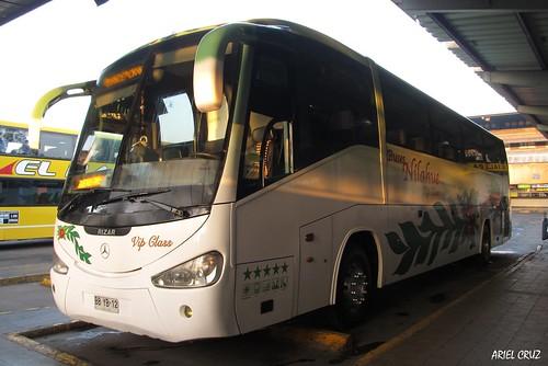 Buses Nilahue | Terminal Sur | Irizar Century / BBYB12