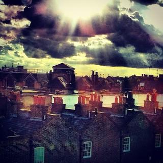 Fulham skyline