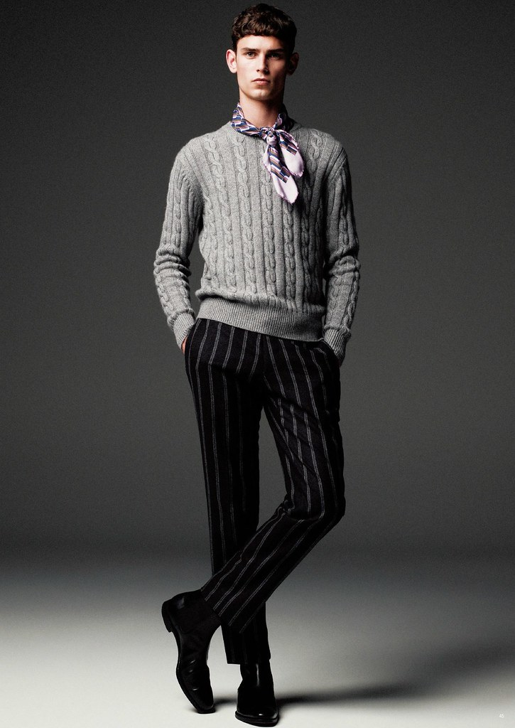 Arthur Gosse0022_TOMORRROWLAND 2012 AUTUMN & WINTER