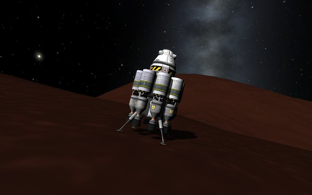 kerbal space program nuclear engine - photo #2