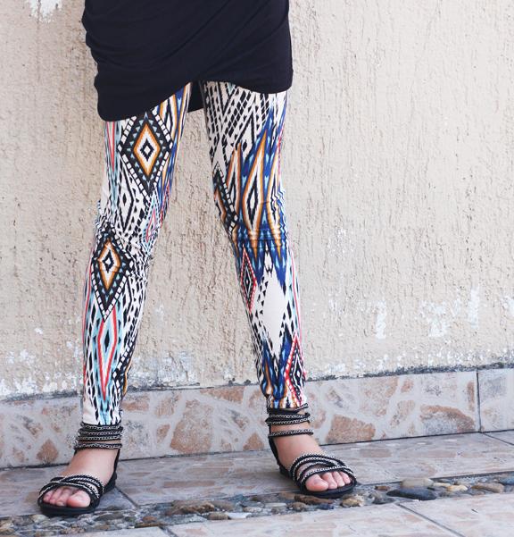 Indian summer leggings