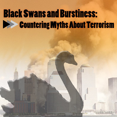 Black Swans and Burstiness