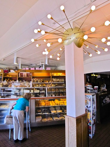 Canter's Deli Bakery Interior