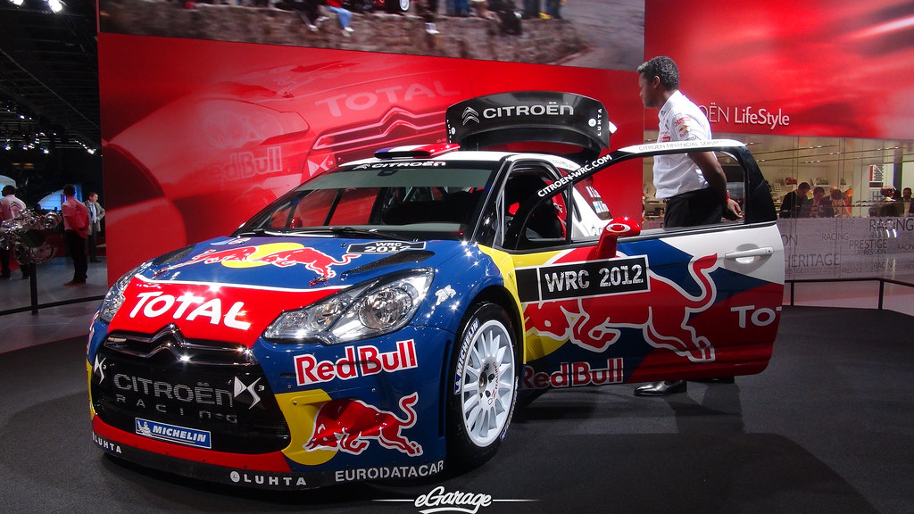 8034737588 29c9a52d3a b eGarage Paris Motor Show Red Bull Rally Citroen