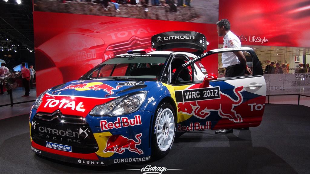 8034737588 29c9a52d3a b eGarage Paris Motor Show Red Bull Rally Citroen