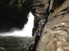 Linville Falls Really Close