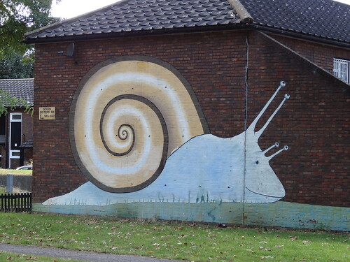 Snail just past Seven Sisters