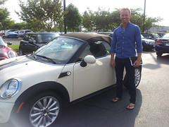 Why did Raymond Mueller of Ashburn VA Custom order this MINI