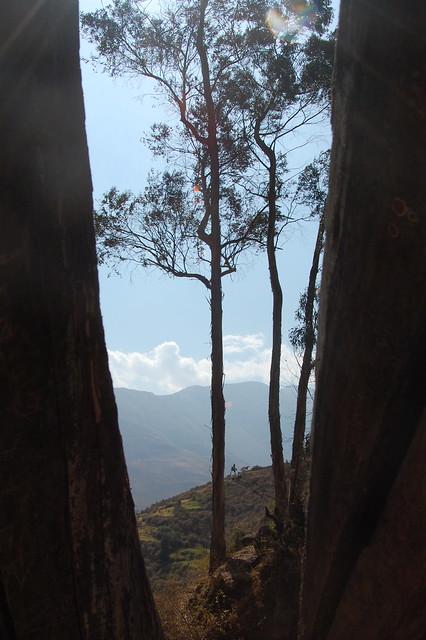 Matucana / Cataratas de Antankallo