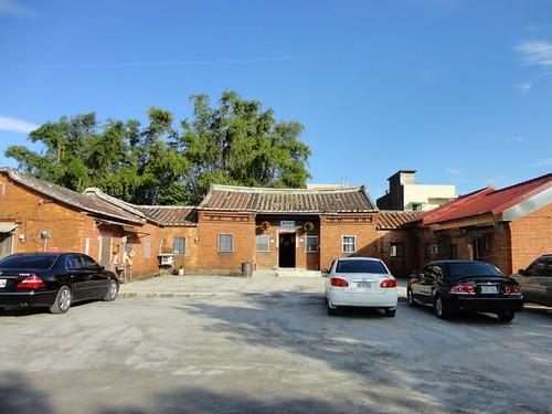 林家四房中的「十德遺風」,為林氏古厝群中,最具代表性的古厝,院落格局完整,凸顯傳統民居風味濃厚,為十四張地區十分凸顯的建築。