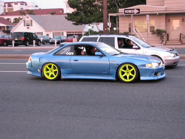 240sx nissan drift car | Flickr - Photo Sharing!
