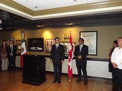 Celebración con motivo del Aniversario de la Independencia de México en Calgary