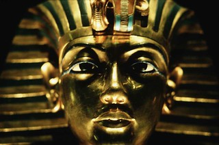 Golden Mask of King Tut (Cairo)