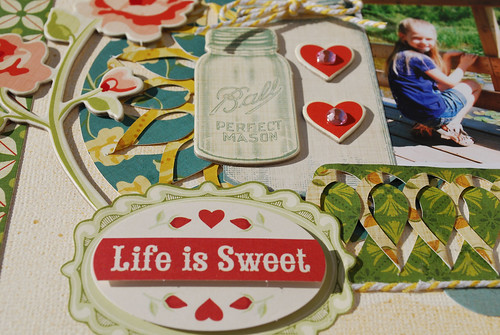 Life is Sweet Close Up