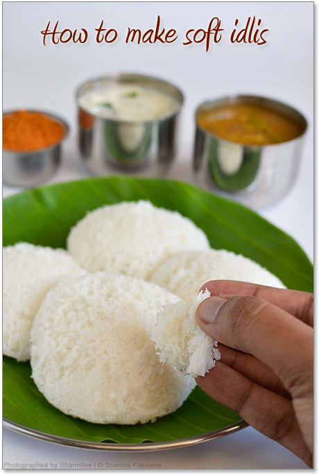 How to make Idli , Dosa Recipe