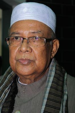 Ulama Besar Aceh Abu Panton Tutup Usia