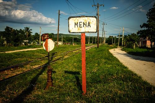 Mena en reposo...Valle Yumury by Rey Cuba