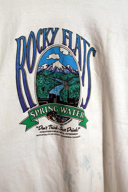 Atomic Wear: Rocky Flats Spring Water