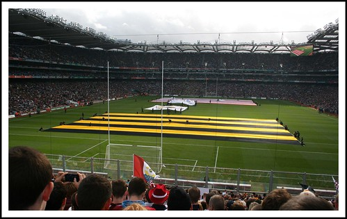 Nally Terrace Croke Park photo
