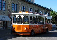 Winnipeg Trolley Company tour