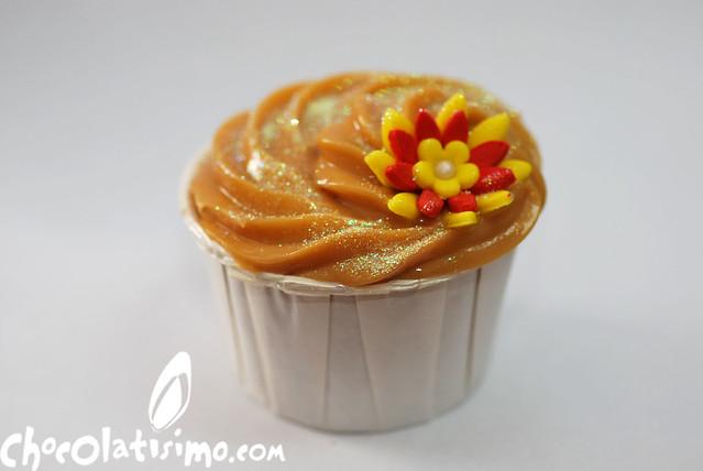 Cupcakes dulce de leche ¡Con frosting delicioso! | Flickr - Photo ...