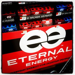 Energy Drink for the AFTERLIFE? Spotted at Walmart by Mike… | Flickr ...