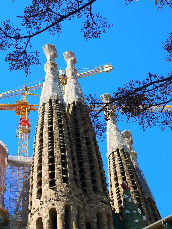 聖家堂 Sagrada Família