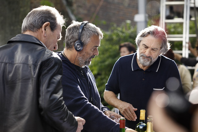 MALAVITA - Luc Besson + Robert De Niro