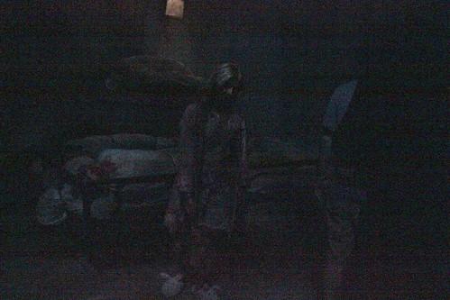 The Walking Dead Teddy Bear Girl