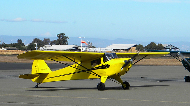 1946 Taylorcraft for Sale http://www.flickr.com/photos/jacksnell707/8062401985/