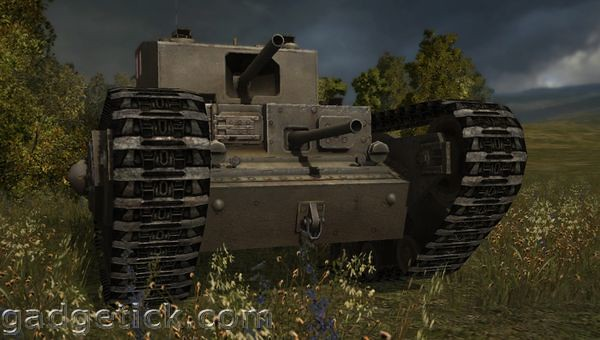 World of Tanks 0.8.1