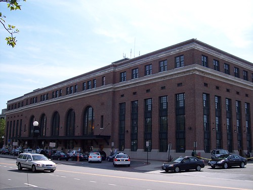 New Haven Union Station Building