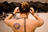 Fabi - Tattoo - Lótus - Adão Rosa [ NIKON D3100